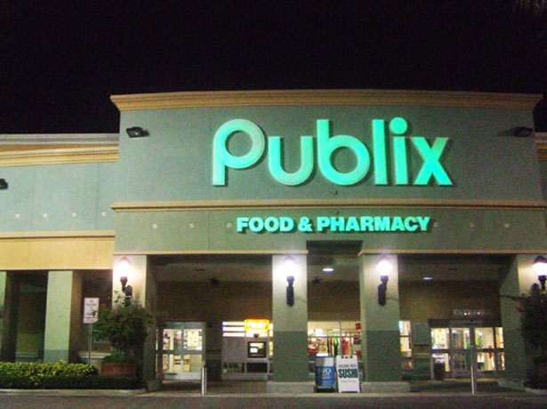 Local Publix Supermarket