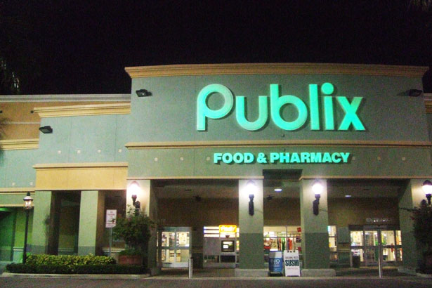 Publix Supermarket Nearby